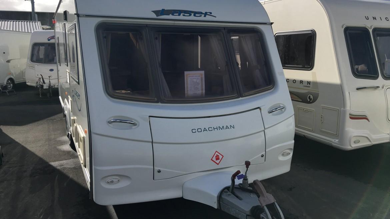 Coachman Laser 650/4